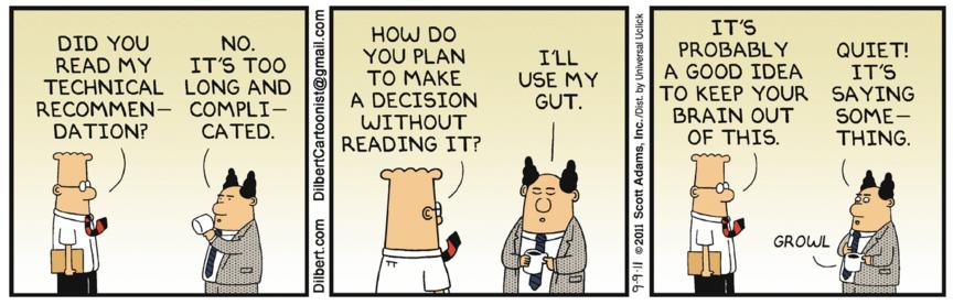Forecasting bias