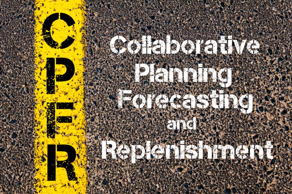 Collaborative Planning, Forecasting & Replenishment (CPFR)