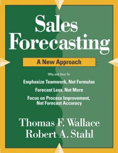 Sales Forecasting A New Approach, Wallace, Stahl