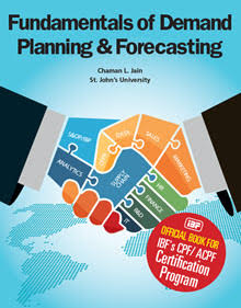 fundamentals of demand planning and forecasting book