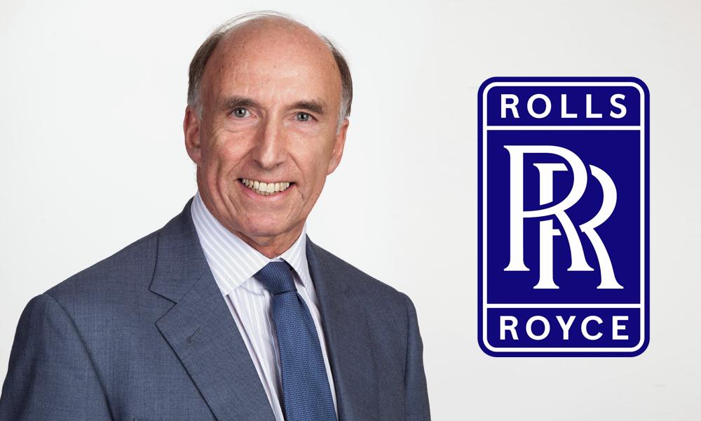 Image of Rolls-Royce chairman Sir Ian Davis
