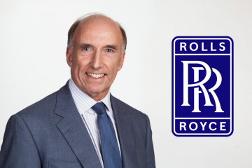 Image of Rolls-Royce chairman Sir Ian Davis